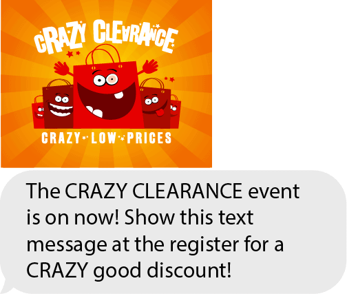 text-message-crazy-clearance-event